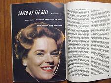 March 4,  1961 TV Guide(JANET DE GORE/MARILYN  ERSKINE/ZALE  PARRY/PERRY  MASON)