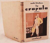 ANDRE BIRABEAU LA CRAPULA ROMANZO 1930 COMPLETO