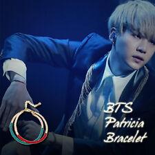 BTS BangTanBoys Patricia Bracelet Kpop Style Hot Item Made In Korea
