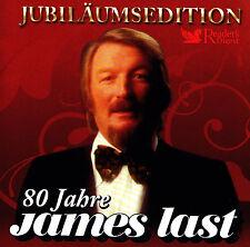 JAMES LAST - 5 CD - JUBILÄUMSEDITION - 80 Jahre James Last - Reader's Digest
