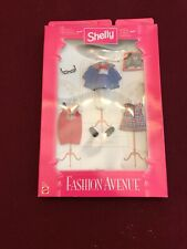 1997 Mattel Fashion Avenue Kelly School Outfit #16696 please read