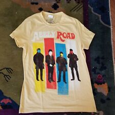 Nwt Kids size large Radio Days Abbey road Beatles vintage look print 90s t-shirt