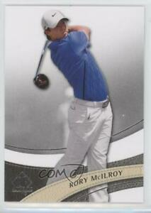 2014 SP Authentic Rookie Extended Series Rory McIlroy #R1