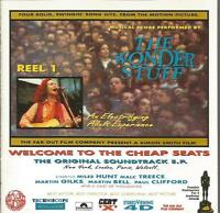 The Wonder Stuff - Welcome To The Cheap Seats CD single