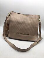 Steve Madden Women's Pink Blush Leather Purse Shoulder Bag