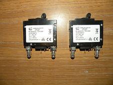 2) 60AMP DC Circuit Breaker DDA130061 IEC/EN60947-2