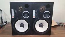 1/pr original JBL L100 Studio Monitor floor speakers in Walnut