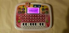New Vtech The Little Apps Tablet - Pink/Multi-Colors Age 2-5 Unisex
