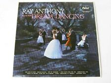 """RAY ANTHONY Plays For Dream Dancing Ex Capitol 1950s UK 10"""" LP"""