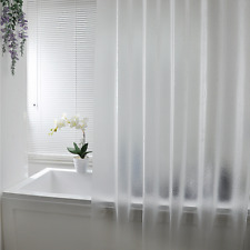 Shower Curtain Liner by Victoriaville Heavyweight Hotel Quality Waterproof Vinyl