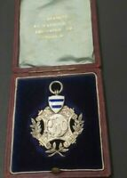 1904 University of Westminster Polytechnic Boxing Club England Silver medal