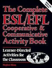 Complete ESL/EFL Coop & Communication Book-ExLibrary