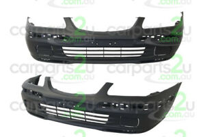 TO SUIT MAZDA 626 GF FRONT BUMPER 04/97 to 07/99