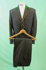 Uralter Trachten Anzug ca 48/M Maßanfertigung Schneider-Handarbeit Einzelstück *
