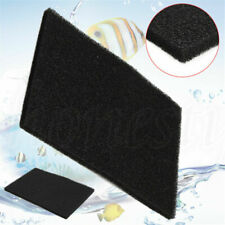 Activated Carbon Impregnated Fish Tank Foam Filter Cotton Pad Sponge 20×30×1.2CM