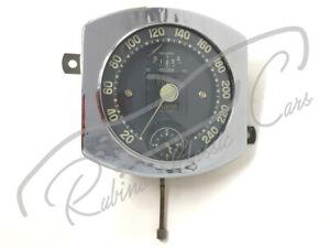 FERRARI 212 speedometer odometer jaeger 240 km/h instrument