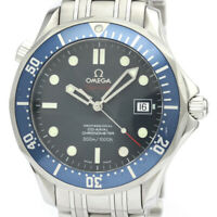 Polished OMEGA Seamaster Professional 300M Automatic Mens Watch 2220.80 BF518135