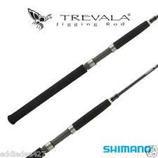 "Shimano Trevala Spinning Rod TVS66MH2 6'6"" Medium Heavy 2pc"
