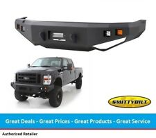 Smittybilt M1 Front Winch Bumper for Ford Superduty F250 / F350 with Light Kit