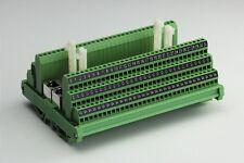 ADLINK HSL-TB64 DIN  Field I/O wiring connection for HSL I/O modules
