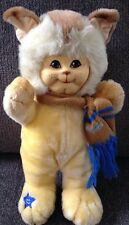 ANIMAL TOY 1984 ViNTaGe Plush STORYBOOK FRIENDS Baby Lion Cub Cat RARE HTF