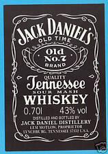 ASSO PROMOTION 0025 JACK DANIEL'S 43% VOL.