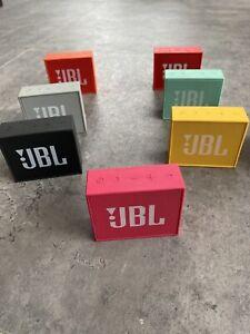 JBL GO 1 Portable Bluetooth Speaker Black Orange Rose Red Different Color Option