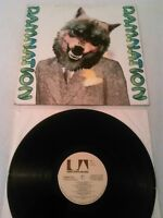DAMNATION - WHICH IS THE JUSTICE WHICH IS THE THIEF LP EX ( + ) !!! ORIGINAL U.S