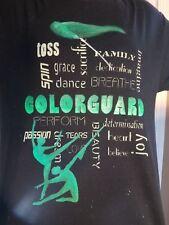 Colorguard Winterguard Tee Shirts