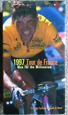 1997 Tour de France World Cycling Productions 2 VHS Video Jan Ullrich Clean