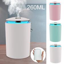 Difusor De Aceite De Aroma Eléctrico Humidificador De Aire Casa Coche Relax Defuser luz de noche JY