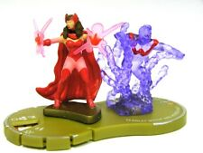 HeroClix Chaos War - #056 Scarlet Witch and Wonder Man - Chase Rare