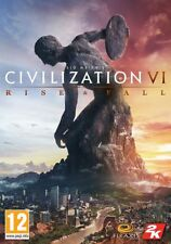 Sid Meier's Civilization VI: Rise and Fall PC & Mac [Steam Key] (CIV 6) NO DISC