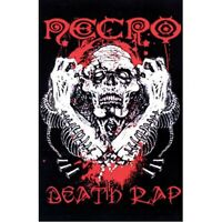 NECRO DEATH RAP   BLACKLIGHT POSTER - 24X36  1860