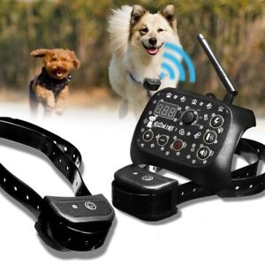 TF68 Waterproof Rechargeable Wireless Elecric Dog Pet Fence Training System