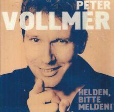 HÖRBUCH NEU/OVP - Peter Vollmer - Helden bitte melden