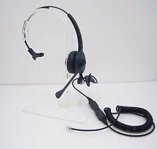 IPN H800 Headset for SNOM 320 360 370 720 760 820 Cisco 7902 7905 7906 7911 7912