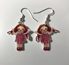 Misfit Toys Sally Earrings Doll Charms Rudolph The Red Nose Reindeer