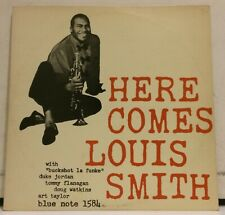 Louis Smith Blue Note 1584 HERE COMES (Japan Mono) Cannonball Adderley