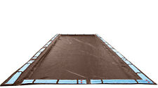20'x40' Inground Solid Winter Swimming Pool Cover 10 Yr Warranty Rectangle
