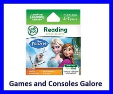 New!! LeapPad Ultimate Game Disney Frozen, Reading Learning, Leap Pad