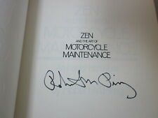 Zen and the Art of Motorcycle Maintenance - Autographed! - 25th Anniversary Ed