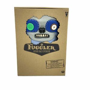 """Fuggler 12"""" Funny Ugly Monster SICKENING SLOTH Blue New Unopened"""