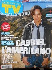 TV Sorrisi e Canzoni n°28 2013 Gabriel Garko cover -  [M15]