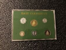 New listing 1981 East Caribbean 6 Coin Proof Set Royal Mint Limited Issued Worldwide Rare!