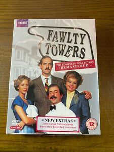 Fawlty Towers The Complete Collection - Remastered DVD 2009, Box Set Brand New