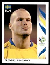 Panini WORLD CUP 2006-Fredrik easier Suecia no. 161