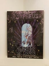 Orpheus: Crusade of Ashes: Book 2, World of Darkness, White Wolf, RPG Softcover