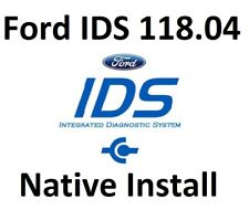 07/2020 FORD IDS 118.04 + Cal files ✅ Pro Diagnostic Software ✅Native Install