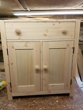 Bespoke Handmade Kitchen Cabinets WITH IN REAL WOOD Set Of 10 CHEAPEST ON  EBAY